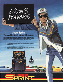 Super Sprint arcade flyer.png