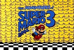 The Adventures of Super Mario Bros  3 - Wikipedia