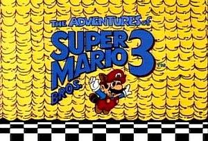 The Adventures of Super Mario Bros. 3 - Image: Supermario 3tv