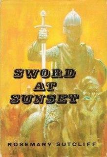 <i>Sword at Sunset</i>
