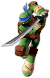 Leonardo Teenage Mutant Ninja Turtles Wikipedia
