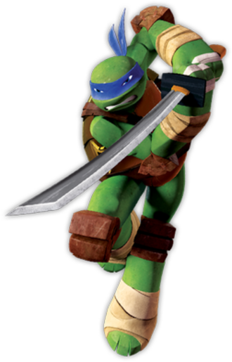 Leonardo (Teenage Mutant Ninja Turtles) - Leonardo, as depicted in the 2012 Nickelodeon series