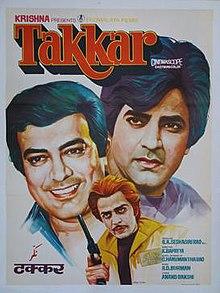 Takkar (1980 film) - Wikipedia