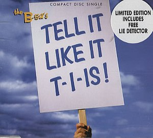 Tell It Like It T-I-Is - Image: Tell It Like It TIS