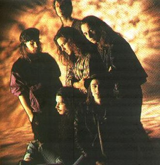 Temple of the Dog - Image: Temple of the Dog Band Shot