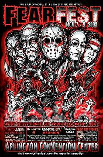 Texas Fear Fest - Texas Fear Fest 3 poster