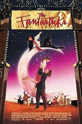 The Fantasticks (film) - Theatrical release poster