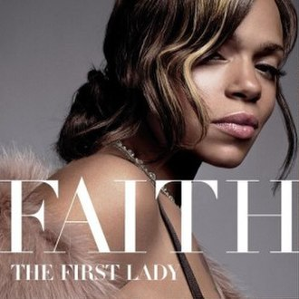 The First Lady (Faith Evans album) - Image: The First Lady cover