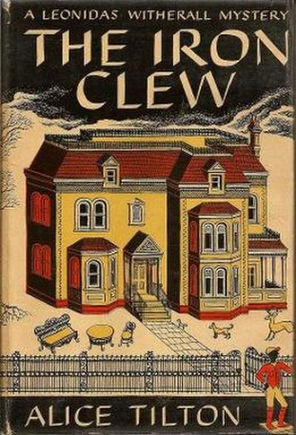 The Iron Clew - First edition (US)