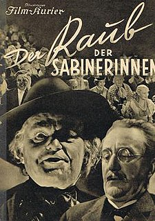<i>The Abduction of the Sabine Women</i> (1936 film) 1936 film