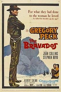 <i>The Bravados</i> 1958 film by Henry King
