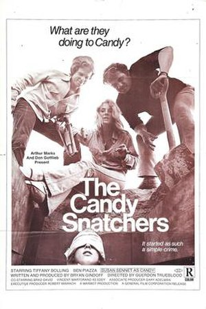 The Candy Snatchers - Image: The Candy Snatchers Poster