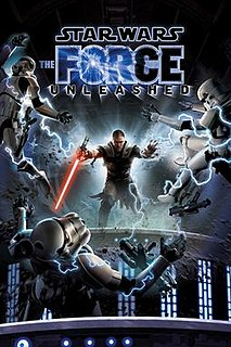 <i>Star Wars: The Force Unleashed</i> 2008 video game