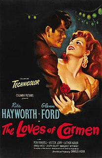 <i>The Loves of Carmen</i> (1948 film)