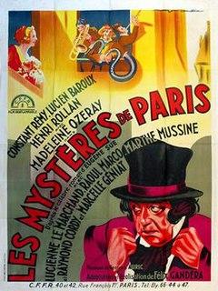<i>The Mysteries of Paris</i> (1935 film)