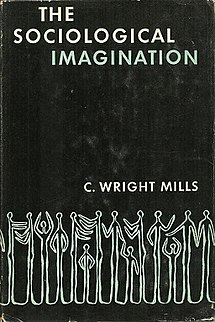 <i>The Sociological Imagination</i> book by C. Wright Mills