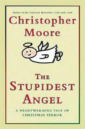 The Stupidest Angel - Image: The Stupidist Angel hardcover