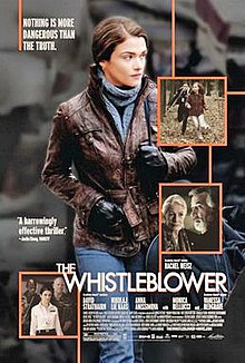 The Whistleblower - Wikipedia