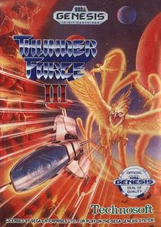 <i>Thunder Force III</i>