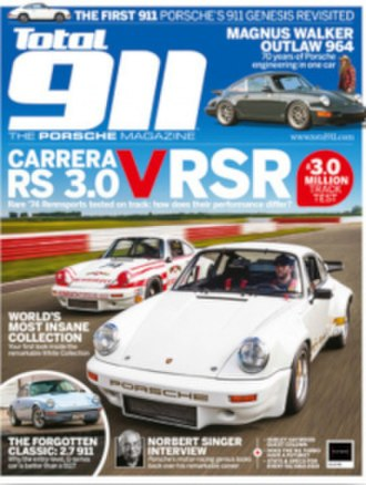 Total 911 - Issue 173 cover