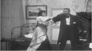 <i>Two A.M.; or, the Husbands Return</i> 1896 film by Robert W. Paul