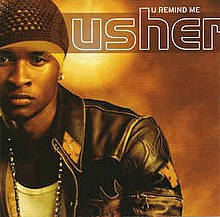 Usher — U Remind Me (studio acapella)