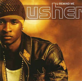 U Remind Me - Image: Usher U Remind Me CD cover