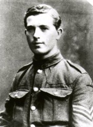Tower Hamlets Engineers - Corporal James McPhie, VC.