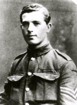 Tower Hamlets Engineers - Corporal James McPhie, VC.