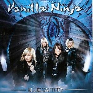 Blue Tattoo (album) - Image: Vanilla ninja blue tattoo a