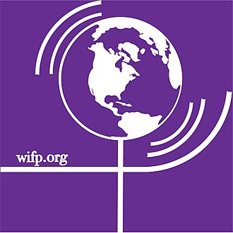 Women's Institute for Freedom of the Press - Image: WIFP sqlogo