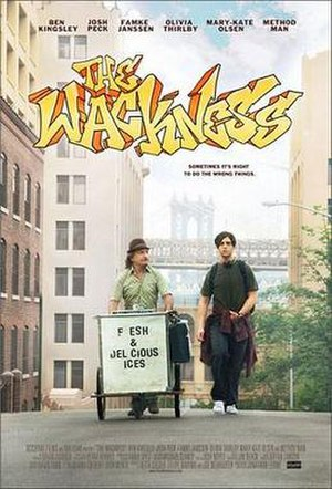 The Wackness - Theatrical release poster