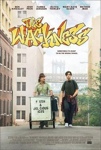Picture of a movie: The Wackness