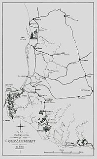 Group Settlement Scheme