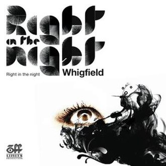 Right in the Night - Image: Whigfield Right in the Night