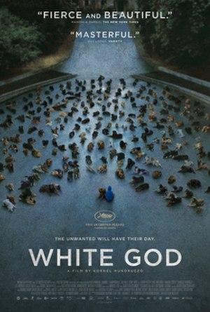 White God - Film poster
