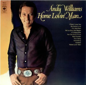 Love Story (Andy Williams album) - Image: Williams Home