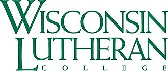 Wisconsin Lutheran College - Image: Wisconsin lutheran college logo