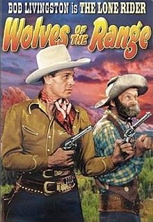 <i>Wolves of the Range</i> 1943 film by Sam Newfield