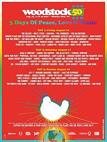 Woodstock 50 - Wikipedia