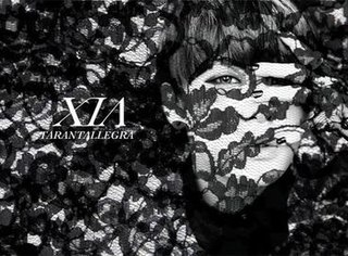 <i>Tarantallegra</i> 2012 studio album by Kim Junsu
