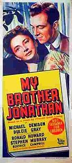 <i>My Brother Jonathan</i> 1948 film by Harold French