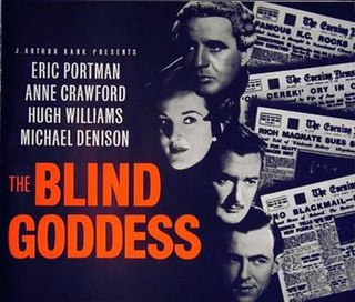 <i>The Blind Goddess</i> (1948 film) 1948 film by Harold French