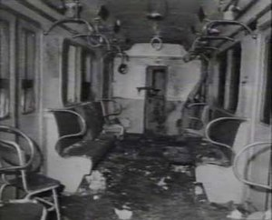 1977 Moscow bombings - Scene of January 8, 1977 Moscow Metro bombing