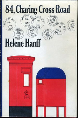 84, Charing Cross Road - First edition cover