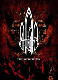 <i>The Flames of the End</i> 2010 video by At the Gates
