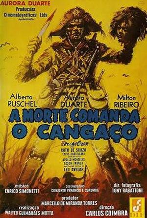 A Morte Comanda o Cangaço - Film poster