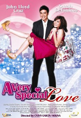 A Very Special Love - Theatrical movie poster