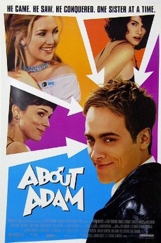 About Adam - US film poster