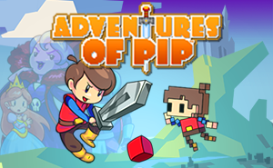 Adventures of Pip - Image: Adventures of Pip cover